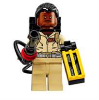 Минифигурка Уинстон Зеддмор (Ghostbusters) совместима с Лего купить