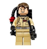 Минифигурка Рэймонд Стентс (Ghostbusters) совместима с Лего купить