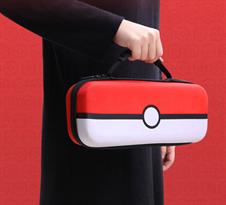 Чехол для портативной приставки Nintendo Покебол купить в Москве