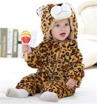 Детский кигуруми Леопард купить