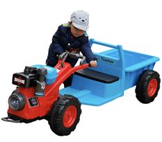 Детский электромобиль трактор купить в Москве