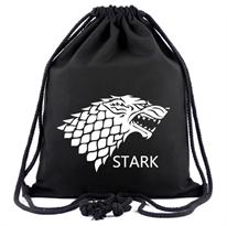 Рюкзак мешок с гербом Старков Игра престолов (Game of Thrones) купить в Москве
