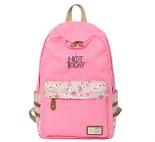 Школьный рюкзак Not Today Игра престолов (Game of Thrones) розовый купить