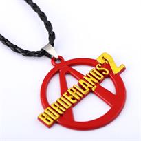 Кулон с лого игры Бордэрлэндс (Borderlands) купить в Москве