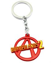 Брелок с лого игры Бордэрлэндс (Borderlands) купить
