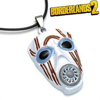 Кулон маска Психо из игры Borderlands 2 купить в Москве
