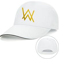 Белая кепка Алан Уокер (Alan Walker) купить