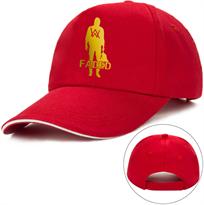 Красная кепка Алан Уокер (Alan Walker) купить