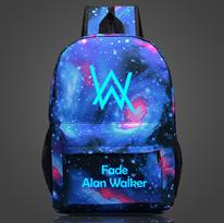 Космический рюкзак Алан Уокер (Alan Walker) светится в темноте купить