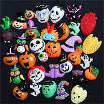 Шармики для слайма Хэллоуин купить в Москве