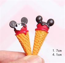 Шармик для слайма мороженое Микки Маус купить