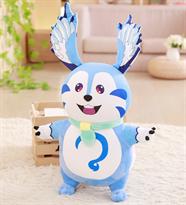 Мягкая игрушка голубой заец из аниме 75 см купить в Москве
