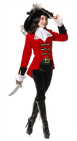 Женский костюм капитана