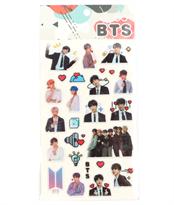 Набор наклеек BTS купить