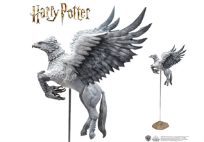 Фигурка Клювокрыл Гиппогриф из Гарри Поттер и Узник Азкабана (Harry Potter Buckbeak) купить