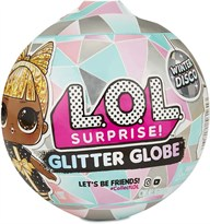 Кукла L.O.L. Surprise! Зимняя Дискотека (Glitter Globe Doll Winter Disco Series with Glitter Hair) купить в Москве