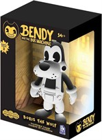 Фигурка Борис из Бенди (Bendy and the Ink Machine Boris The Wolf Vinyl Figure White Edition) купить в Москве
