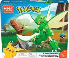 Конструктор покемон Сайтер (Mega Construx Pokemon Scyther) купить
