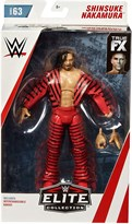 Фигурка Сюнсуке Накамура (WWE Shinsuke Nakamura Elite Collection Action Figure) купить