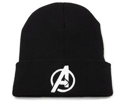 Шапка с лого фильма Мстители (Avengers) купить в Москве