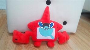 Мягкая игрушка покемон Ротом (Rotom Pokedex) купить