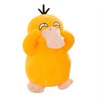 Мягкая игрушка покемон Псидак (Psyduck) 40 см купить в Москве