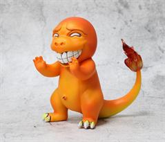 Фигурка улыбающийся покемон Чармандер (Charmander Pokemon) купить