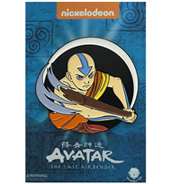 Значок Аанг Аватар (Avatar The Last Airbender Day of Black Sun Aang Collectible Pin) заказать с доставкой
