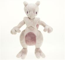 Мягкая игрушка покемон Мьюту (Mewtwo) 28 см купить в Москве