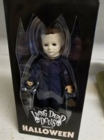 Кукла Майкл Майерс Хэллоуин (Michael Myers Halloween Living Dead Doll Standard) купить в Москве