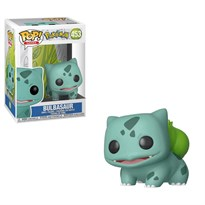 Фигурка Фанко поп Бульбозавр (Bulbasaur Funko Pop) №453