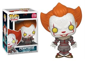 Фигурка Фанко Поп Пеннивайз (Funko Pop Vinyl Figure Horror IT Chapter 2 Pennywise with Open Arms) №777 купить в Москве