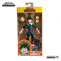 Фигурка Изуку (Izuku Midoriya Action Figure) Моя Геройская Академия