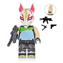 Фигурка Drift Fortnite совместима с Лего купить