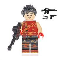 Фигурка Glory Vanguard Fortnite совместима с Лего купить