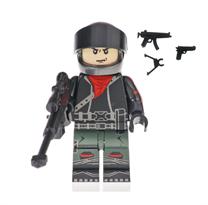 Фигурка Burnout Fortnite совместима с Лего купить