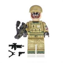 Фигурка Sledgehammer Fortnite совместима с Лего купить