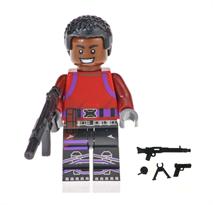 Фигурка Radiation Attacker Fortnite совместима с Лего купить