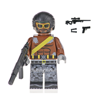 Фигурка Jungle Armed Fortnite совместима с Лего купить