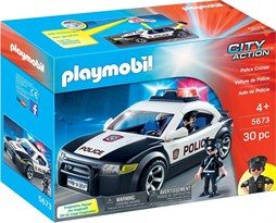 Полицейский автомобиль PLAYMOBIL (Police Cruiser)