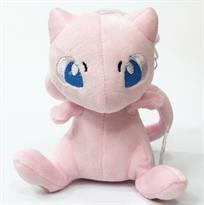 Мягкая игрушка покемон Мью (Pokemon Mew) 16 см купить в Москве