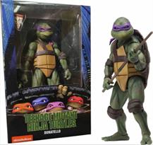 Фигурка Донателло Черепашки ниндзя (NECA Teenage Mutant Ninja Turtles) купить в Москве