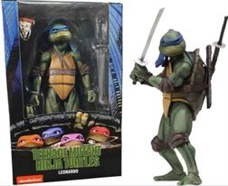 Фигурка Леонардо Черепашки ниндзя (NECA Teenage Mutant Ninja Turtles) купить в Москве