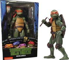 Фигурка Микеланджело Черепашки ниндзя (NECA Teenage Mutant Ninja Turtles) купить в Москве