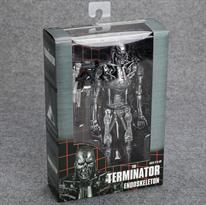 Подвижная фигурка Экзоскелет Терминатора T800 (Terminator) 18см купить в Москве