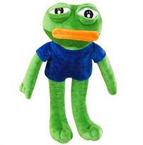 Мягкая игрушка Лягушонок Пепе 50 см купить в Москве