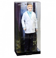 Кукла Карлайл Сумерки Mattel Barbie Collector The Twilight Saga: Breaking Dawn Part II Carlisle Doll купить в Москве