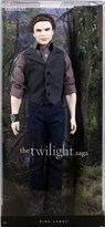Кукла Эммет Сумерки Mattel Barbie Collector The Twilight Saga: Breaking Dawn Part II Emmett Doll купить в Москве