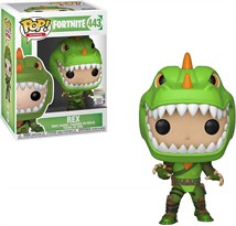Фигурка Фанко Поп Рекс Фортнайт (Funko Rex Fortnite POP Games Vinyl Figure) №443 купить в Москве