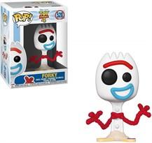 Фигурка Фанко Поп Вилкинс История игрушек (Funko Pop Toy Story 4 Forky) №528 купить в Москве